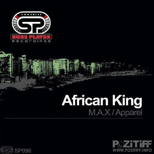 African King - Apparel / M.A.X