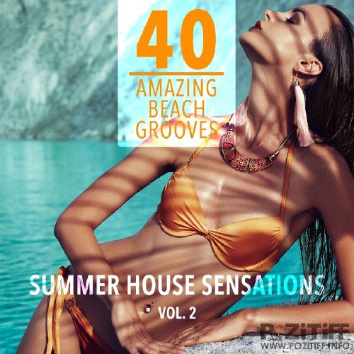 Summer House Sensations Vol 2 (40 Amazing Beach Grooves)