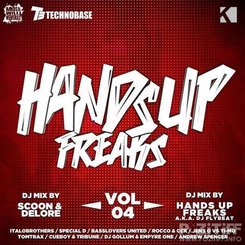 Hands Up Freaks Vol 4 (2015)