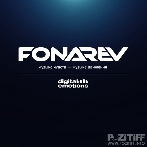 Digital Emotions Radio Mixed By Vladimir Fonarev 365 (2015-09-30)