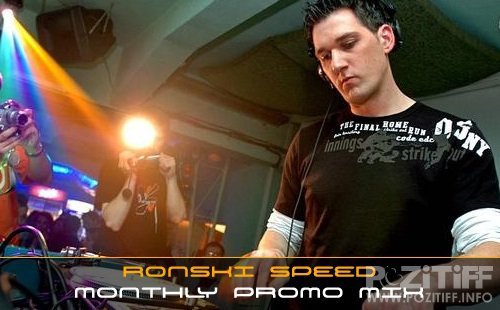 Ronski Speed - Promo Mix (October 2015) (2015-10-06)
