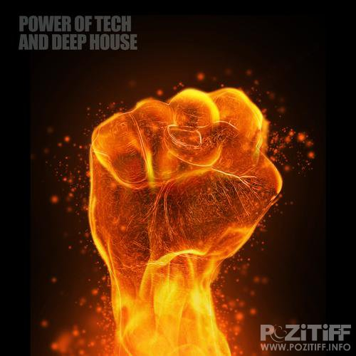 Power of Tech and Deep House (2015)