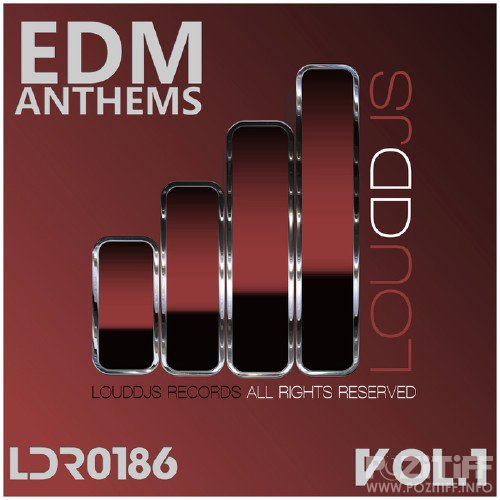 EDM Anthems Vol 1 (2015)