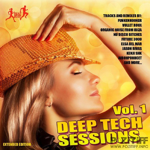 Deep Tech Sessions Vol 1 (Extended Edition) (2015)