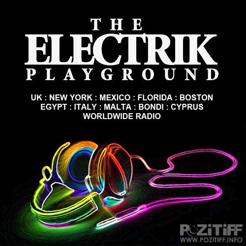 Andi Durrant, S.P. - The Electrik Playground (2015-10-24)
