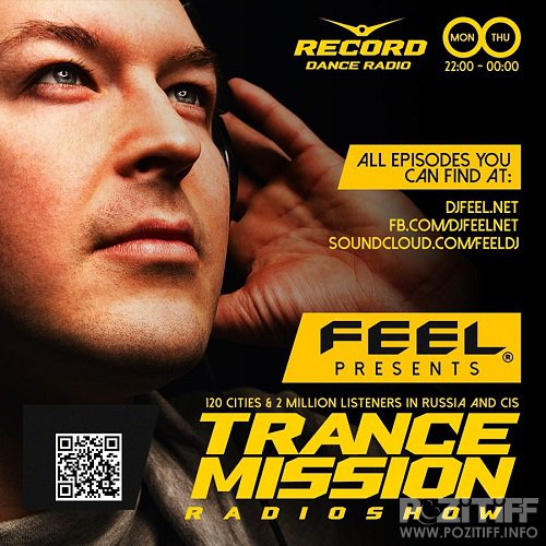DJ Feel - TranceMission Show (26-10-2015)