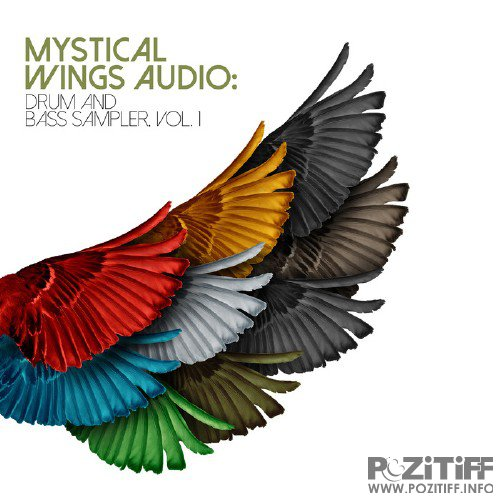 Mystical Wings Audio Drum & Bass Sampler Vol 1 (2015)