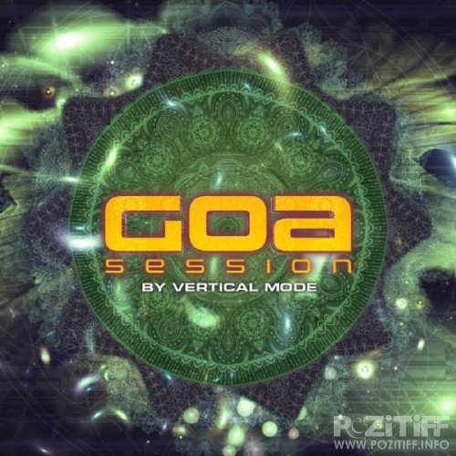 VA - Goa Session By Vertical Mode 2015 (2015)