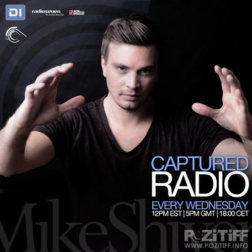 Captured Radio with Mike Shiver № 441 (2015-11-18) guest Jonas Hornblad
