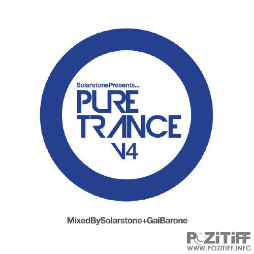 Pure Trance 4 (Mixed By Solarstone & Gai Barone) (2015)