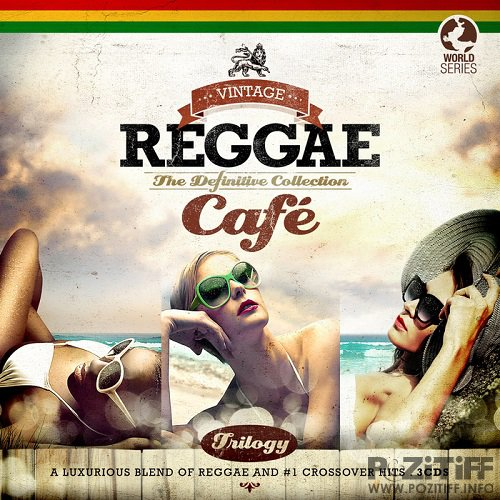 Vintage Reggae Cafe The Definitive Collection (2015)