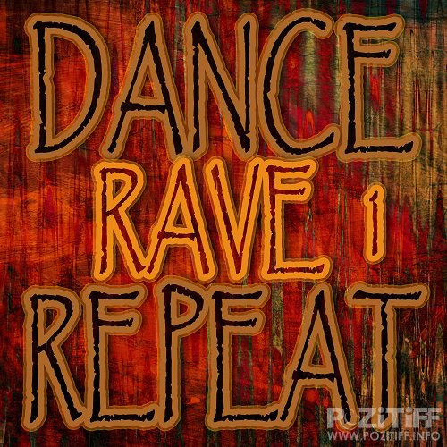 Various Artists - Dance Rave Repeat 1 (2015)