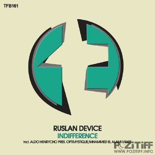 Ruslan Device - Indifference (2015)