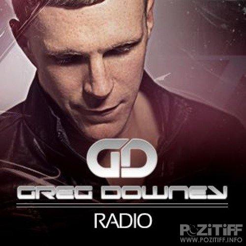 Greg Downey - Greg Downey Radio 015 (2015-12-10)