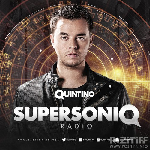 Quintino - SupersoniQ Radio 125 (2015-12-31)