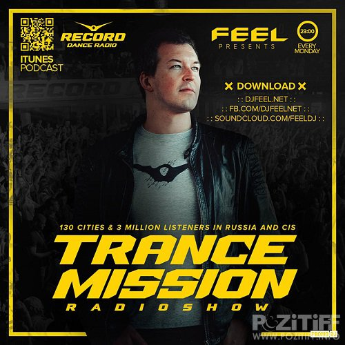DJ Feel - TranceMission Show (29-02-2016)