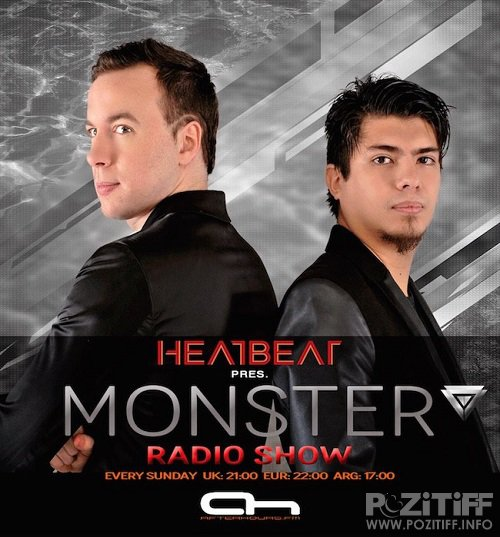 Heatbeat - Monster 039 (2016-03-08)