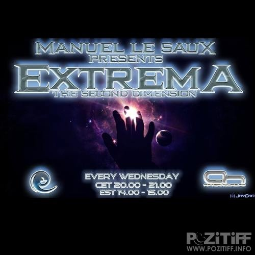 Extrema Radio Show Mixed By Manuel Le Saux Episode 443 (2016-03-09)