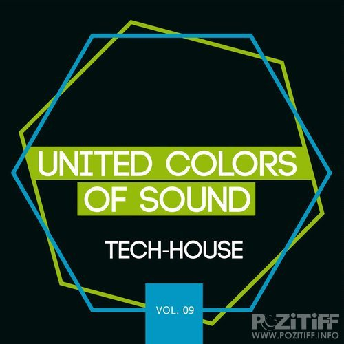 United Colors of Sound - Tech House, Vol. 9 (2016)