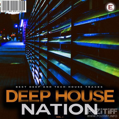 Deep House Nation, Vol. 2 (2016)