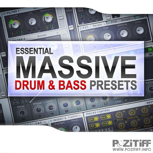 Massive Drum and Bass, Vol 3 (2016)