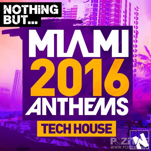 Nothing But. Miami Tech House 2016 (2016)