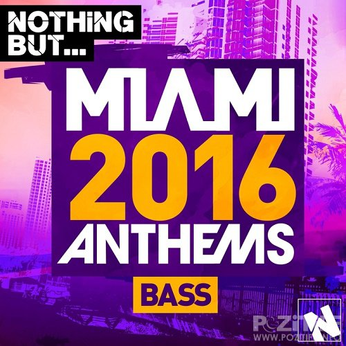 Nothing But Miami Bass 2016 (2016)