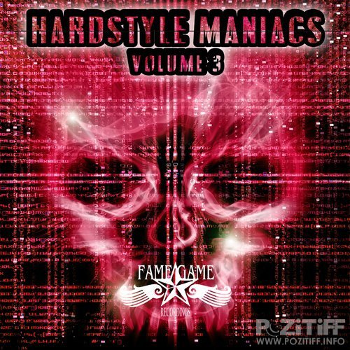 Hardstyle Maniacs, Vol. 3 (2016)