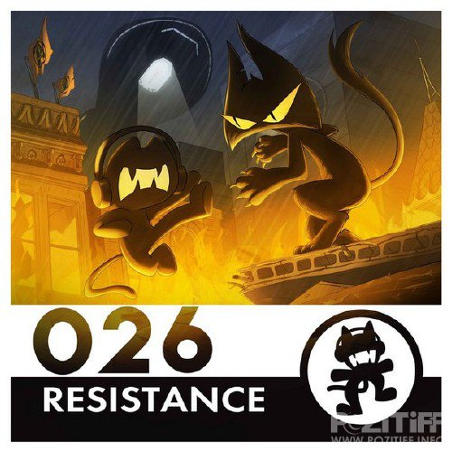 Monstercat 026 — Resistance (2016)
