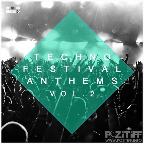 Techno Festival Anthems, Vol. 2 (2016)