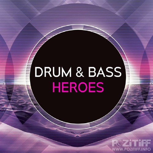 Drum and Bass Heroes, Vol 8 (2016)