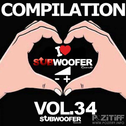 I Love Subwoofer Records Techno Compilation, Vol. 34 (2016)