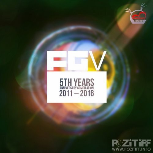 VA - FG V (5th Years Anniversary Compilation 2011 - 2016) (2016)