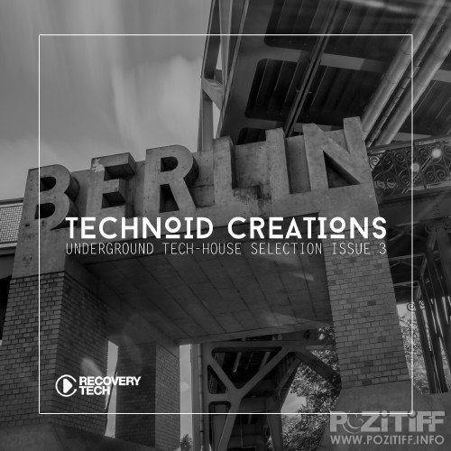 Technoid Creations Issue 3 (2016)
