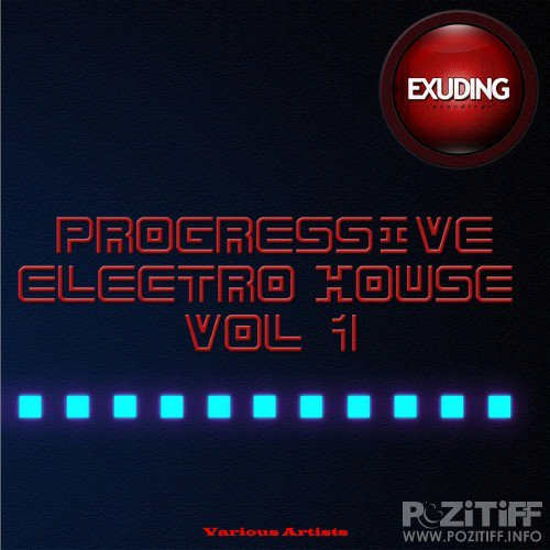 Progressive Electro House, Vol. 1 (2016)