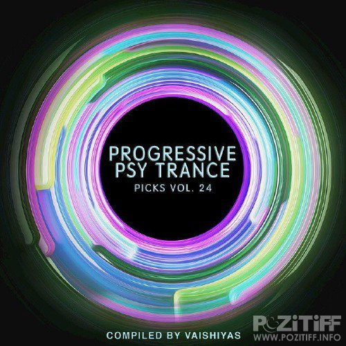 Progressive Psy Trance Picks Vol. 24 (2016)