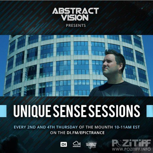 Abstract Vision - Unique Sense Sessions 019 (2016-06-10)