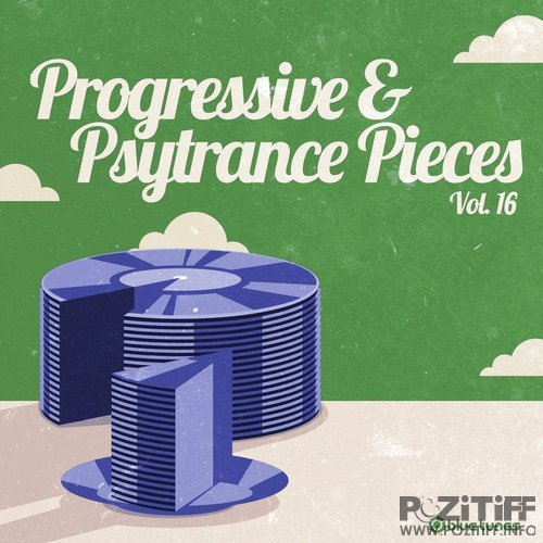 Progressive & Psy Trance Pieces, Vol. 16 (2016)