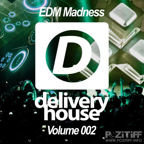 EDM Madness (Volume 002) (2016)