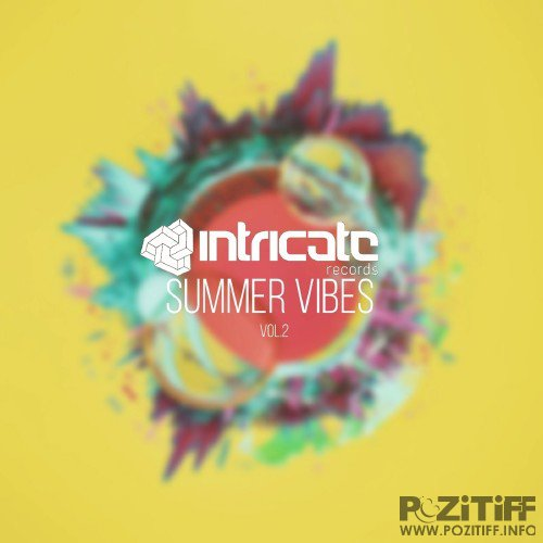 Intricate Records Summer Vibes, Vol. 2 (2016)