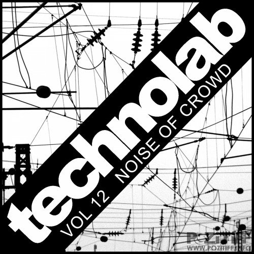 Techno Lab, Vol. 12 Noise Of Crowd (2016)