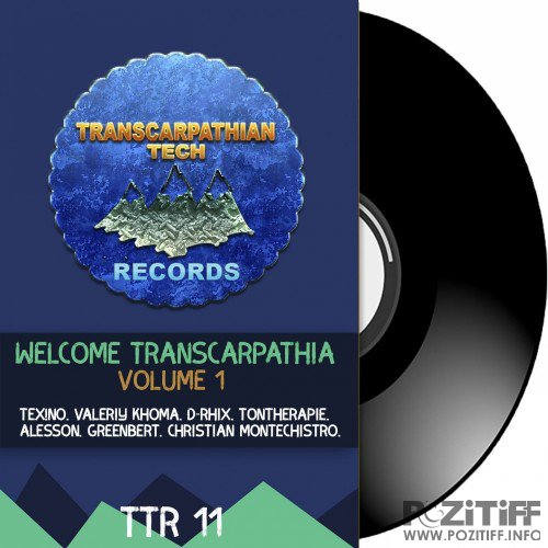 Welcome Transcarpathia, Vol. 1 (2016)