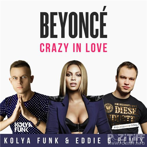 Beyonce feat. Mayeda - Crazy in Love (Kolya Funk & Eddie G Remix) (2016)
