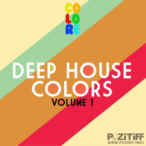Deep House Colors, Vol. 1 (2016)