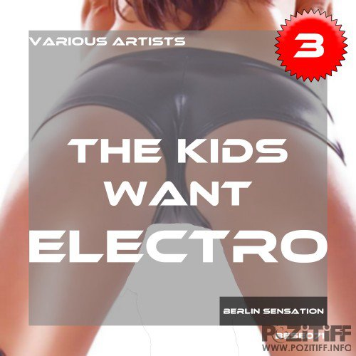 The Kids Want Electro, Vol. 3 (The Progressive House & Electro House Collection) (2016)