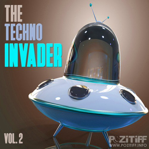 The Techno Invader, Vol. 2 (2016)