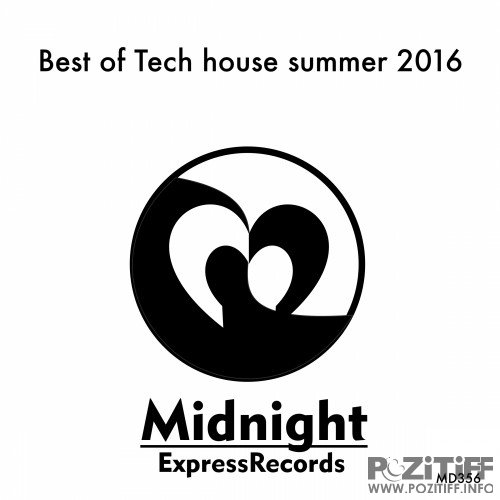 Best of Tech House Summer 2016 (2016)