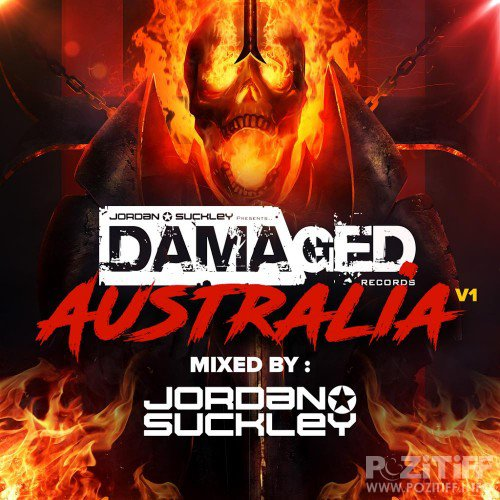 Damaged Australia V1 (Mixed By Jordan Suckley) (2016)