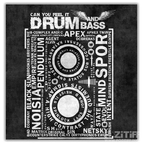 We Love Drum & Bass Vol. 105 (2016)