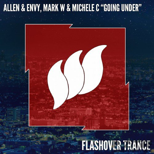 Allen & Envy & Mark W & Michele C - Going Under (2016)